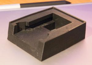 Milwakee Battery Holder - Print #2